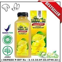 Minuman Pelangsing De Lemon . Obat Menurunkan / Penurun Berat Badan