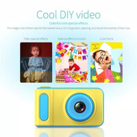 Kamera Digital Mini Fotografi anak / Kids Camera Digital New Edition