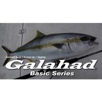 Yamaga Blanks Galahad 52/10 Spinning & Baitcasting PE6