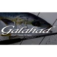 Yamaga Blanks Galahad 612B Baitcasting PE2