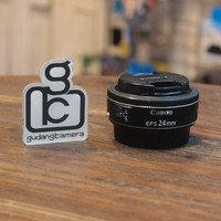 Canon efs 24mm f2.8 STM - GOOD CONDITION | 8661