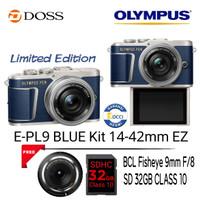 Olympus E-PL9 Blue Kit 14-42mm EZ / Olympus E-PL9 / Olympus EPL9