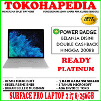 MS SURFACE PRO LAPTOP 2 i7 8/256GB PLATINUM