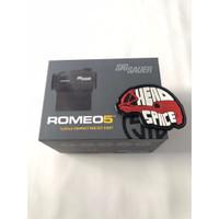 SIG ROMEO 5, RED DOT. Brand new