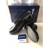 BATES Hight Gloss, sepatu dinas/PDH. size 41.5, 27.5cm
