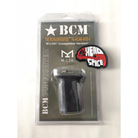 BCM. Bravo company vertical grip. M-LOK, Black.