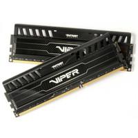PATRIOT Viper 3 DDR3 1600MHz 2x4GB Memory RAM Komputer PV38G160C9K