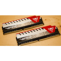PATRIOT Viper Elite DDR4 2400MHz 2x4GB Memory RAM Komputer PVE48G240C5