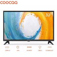 Coocaa LED Digital TV 32 Inch 32D3T Garansi Resmi