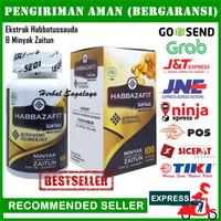 Obat Herbal Untuk Mengentalkan Mani Encer - Habbazafit Softgel ASLI