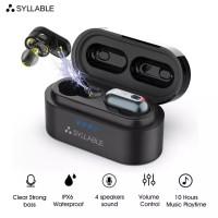 SYLLABLE S101 Bluetooth V5.0 Bass Wireless Waterproof Earphones
