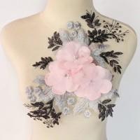 lace bunga 3d