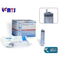 Onemed Syringe 50cc Catheter Tip One Med