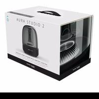 Harga harman kardon aura studio 2 bluetooth speakers with ambient   antitipu.com