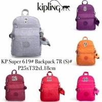 tas abg tas abg kekinian selempang sekolah wanita Backpack Kipling 619