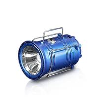 Lampu Lentera MINI + Senter + Solar Powerbank / Camping Lantern