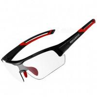 Rockbros Kacamata Sepeda Sporty dengan Frame Myopia TItanGadget