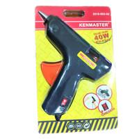 Kenmaster KM-KS40 Glue Gun 40Watt Switch On Off - Lem Tembak