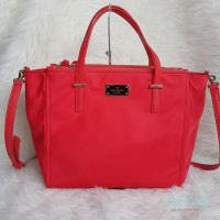 KATE SPADE ALYSE - PRIKLY PEAR (RED) w defect