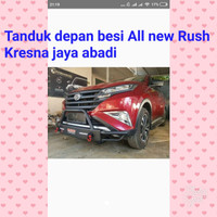 TANDUK DEPAN BESI ALL NEW RUSH / ALL NEW TERIOS