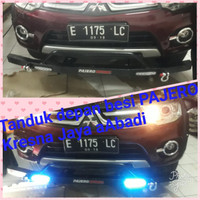 TANDUK DEPAN BESI ALL NEW PAJERO SPORT