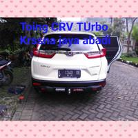 TOWING BELAKANG CRV TURBO