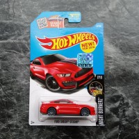 Hot Wheels / Hotwheels Ford Shelby GT350R (Red)
