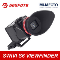 SWIVI S6 FOLDABLE LCD VIEWFINDER FOR DSLR LCD SIZE 3in 3.2in 3inch 3.2