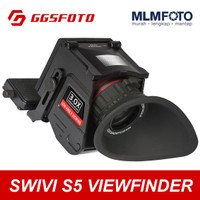 "SWIVI S5 FOLDABLE LCD VIEWFINDER FOR DSLR CAMERA 3INCH 3.2INCH 3"" 3.2"""