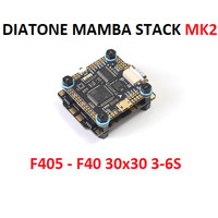 DIATONE Mamba Power Tower F405 & F40 30x30 Stack Combo