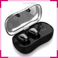 SYLLABLE Airpods Earphone Bluetooth dengan Charging Case - D900P