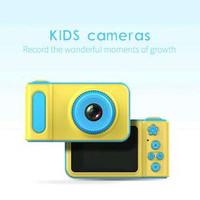 Kamera Digital Anak - Kamera Digital Mini LSR untuk Anak - Kids Camera