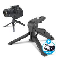 Tripod Mini Kamera Foldable 2 in 1 DSLR Gopro Camera Hp + Holder U
