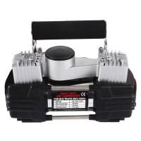 Pompa Ban Bus/Truk Compressor Double Cylinder 12V 100 PSI - DC-A105