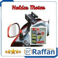Holder HP & GPS Universal Spion sepeda motor