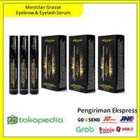 Montclair Gold Eyebrow & Eyelash Serum (Menumbuhkan Alis & Bulumata)