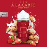 A La Carte Cream Biscuit JNC - Liquid Alacarte Ala Carte Cream Biscuit