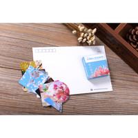 Label Stickers - Cherry Blossom Design (40pcs)