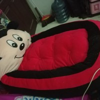 Kasur Bayi Mickey Mouse