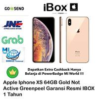 Apple IPhone XS 64 GB 64GB-GARANSI-RESMI-IBOX-Gold