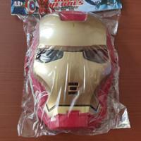 Mainan Topeng Iron Man