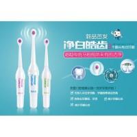 Sikat gigi Elektrik dengan 3 kepala sikat Electric Massage Toothbrush