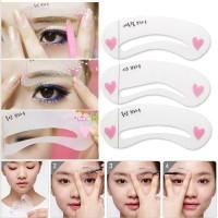 Cetakan Alis Mini Blow Class Brow Kecantikan alami mata wanita korean