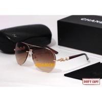 274023513 kacamata fashion sunglasses mutiara syahrini brown Best Seller