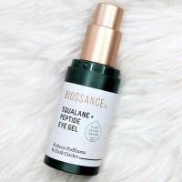 SHARE Biossance Squalane Peptide Eye Gel Travel Size 4ml