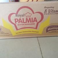 Royal Palmia Butter Margarin 200 gr 1 karton