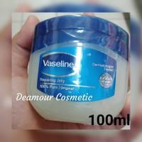 Vaseline Repairing Jelly Pure Original ukuran besar 100ml