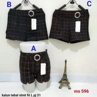 Ms 596 Celana Fashion