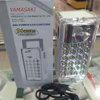 Lampu Emergency LED Yamasaki USB port