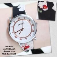 Jam tangan wanita guess monol tali kain fossil dkny dw